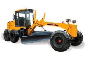 Автогрейдер XCMG GR165 1