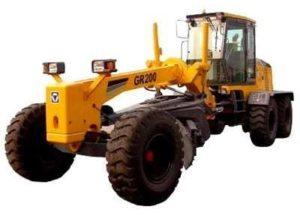 Автогрейдер XCMG GR200 1