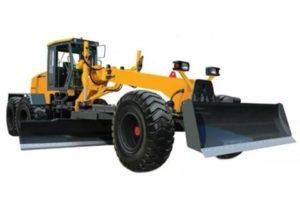 Автогрейдер XCMG GR500 1