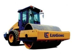 Каток LiuGong CLG 614H 1