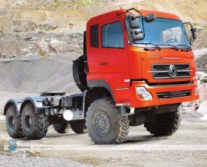 Седельный тягач Dongfeng DFL 4251AXA-1 340 л.с. 1
