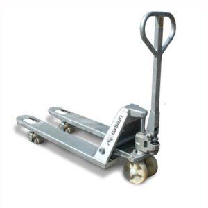 Гидравлическая тележка стальная WARUN HT-S 1