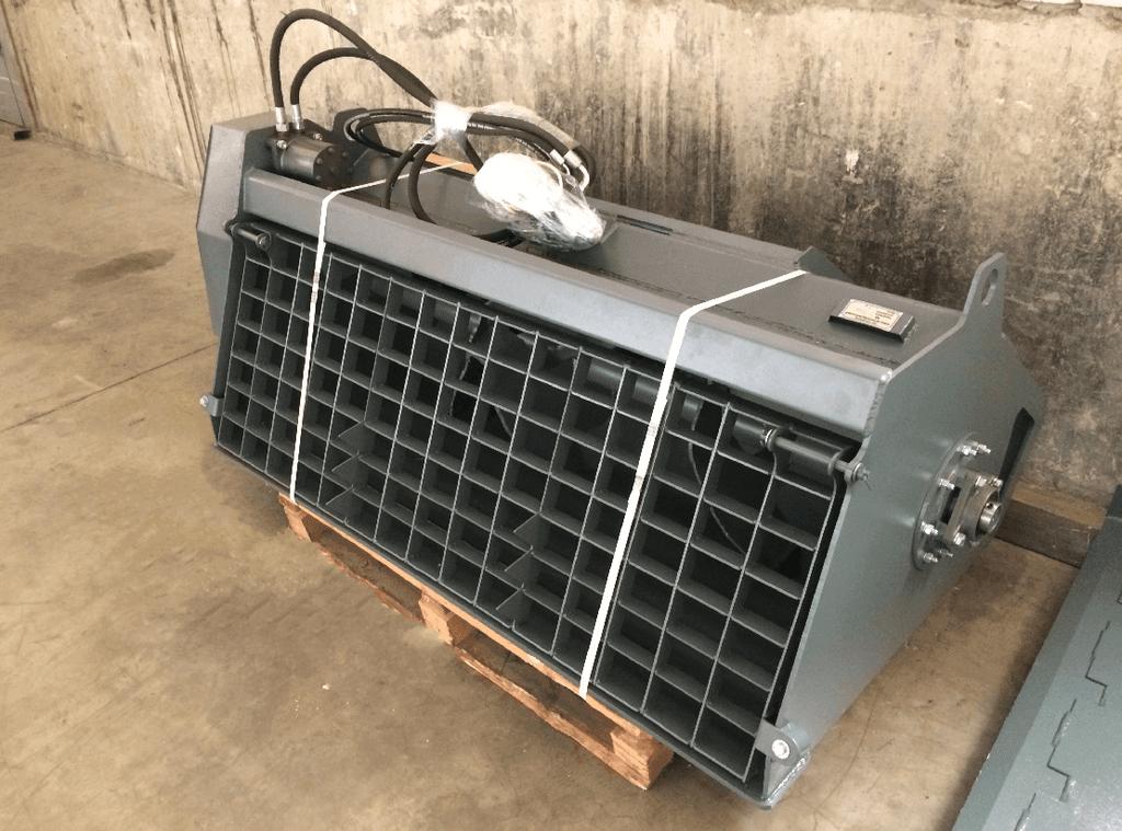Ковш бетоносмесительный КБГ-600