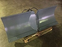 Отвал поворотный ОБ-180/200 1