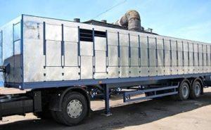 Полуприцеп скотовоз САТ-47К 1