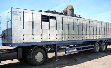 Полуприцеп скотовоз САТ-47К
