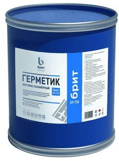 Битумно-полимерные герметики для аэродромов
