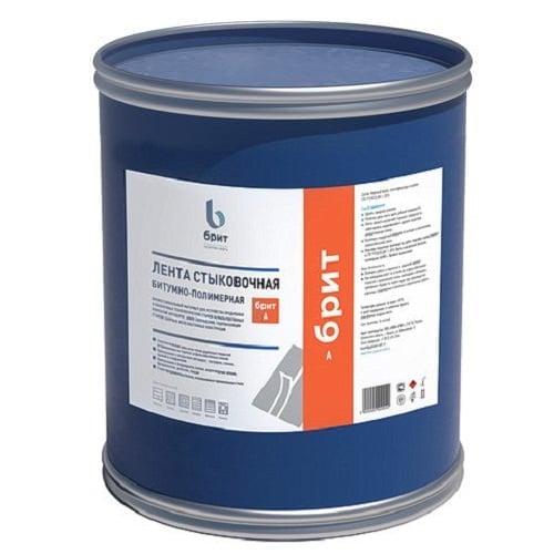 Битумно-полимерные стыковочные ленты